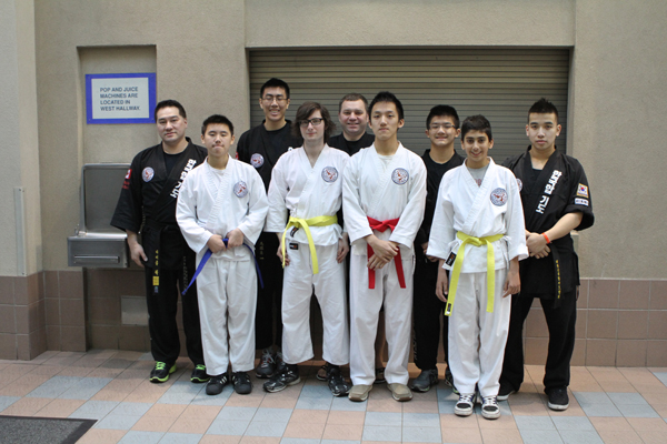 Loks_hapkido_students